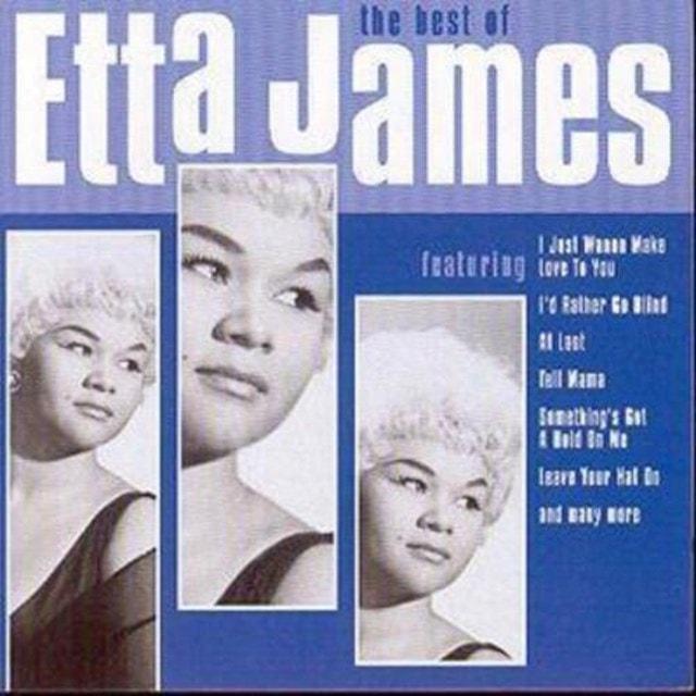 The Best of Etta James - 1