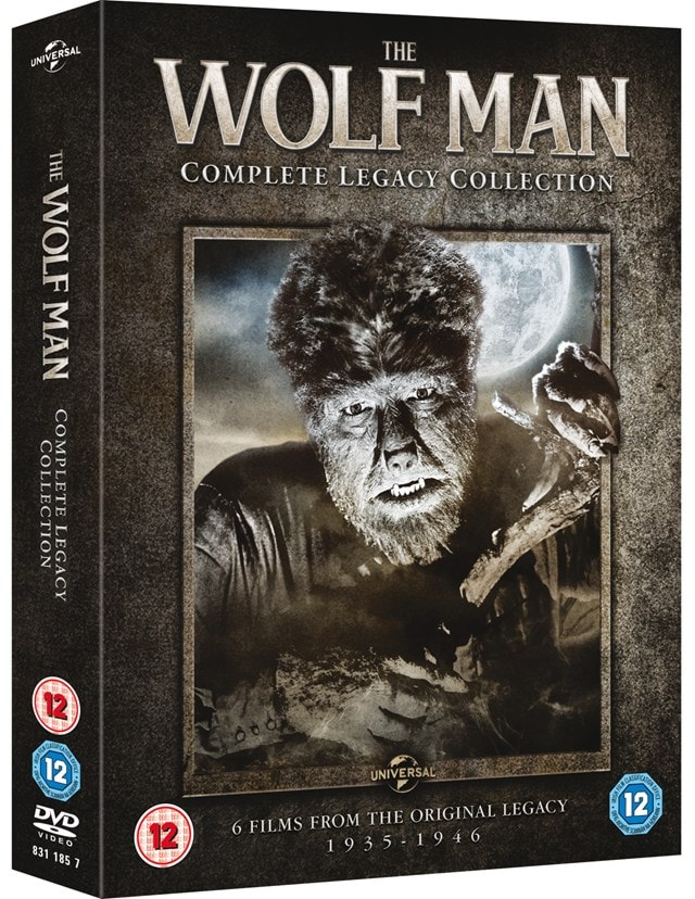 The Wolf Man: Complete Legacy Collection - 2
