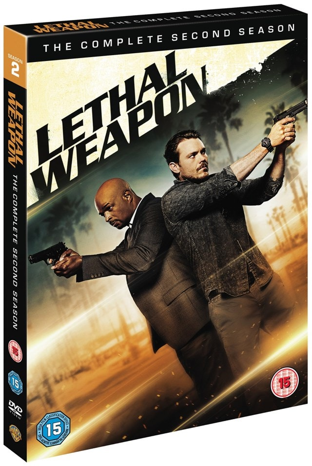 Lethal Weapon: The Complete Second Season - 2