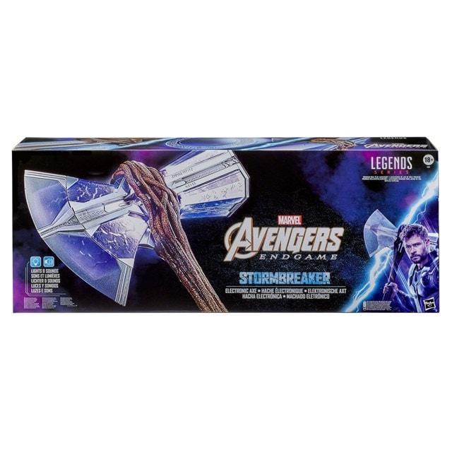 Thor Stormbreaker Electronic Axe: Hasbro Marvel Avengers Endgame - 1