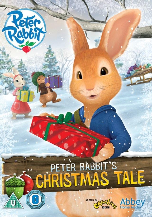 Peter Rabbit's Christmas Tale - 1