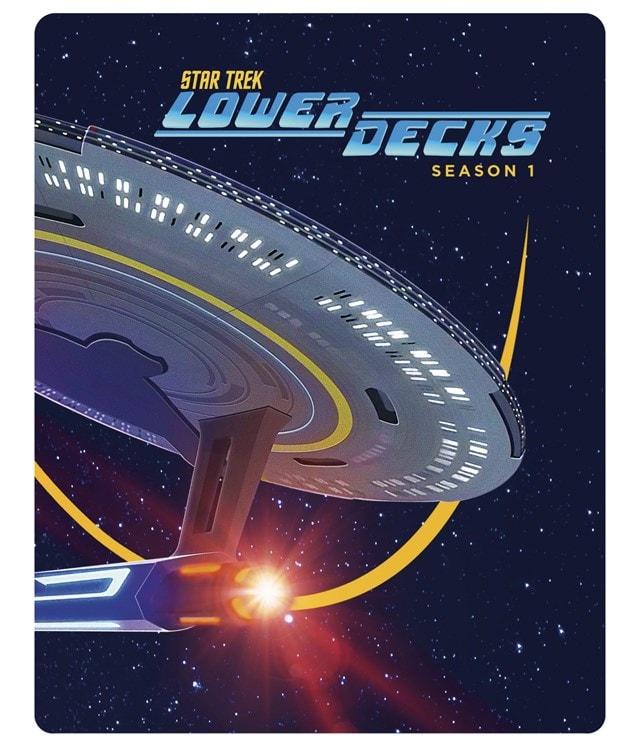 Star Trek: Lower Decks - Season 1 Limited Edition Steelbook - 2