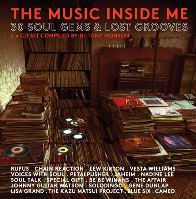 The Music Inside Me: 30 Soul Gems & Lost Grooves - 1