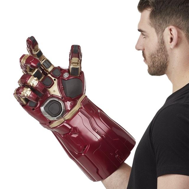 Electronic Power Gauntlet: Avengers Endgame Hasbro Marvel Legends Series - 5
