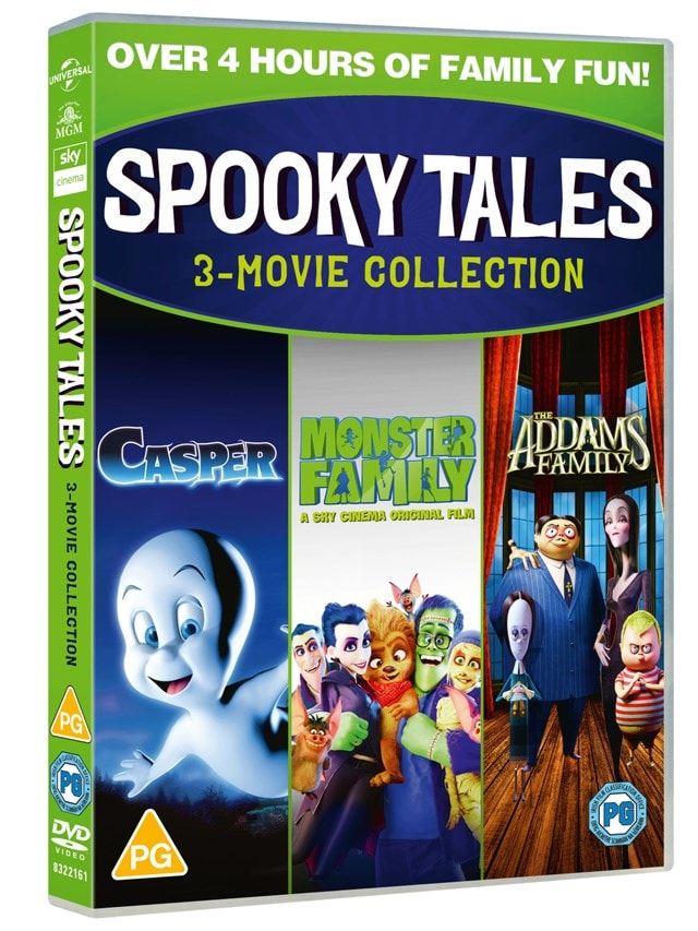 Spooky Tales: 3-movie Collection - 2