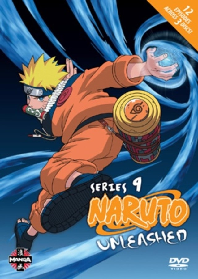 Naruto Unleashed: Series 9 - The Final Episodes - 1