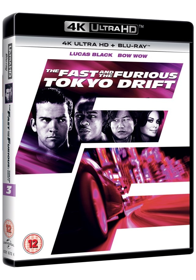 The Fast and the Furious: Tokyo Drift - 2