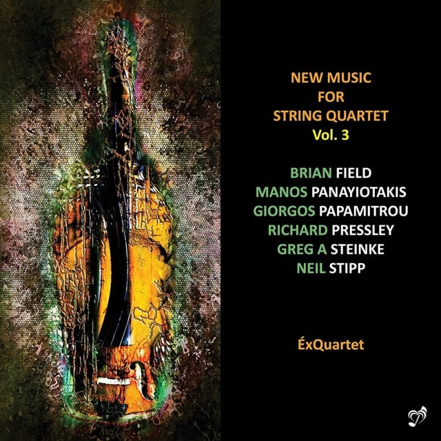 ExQuartet: New Music for String Quartet - Volume 3 - 1