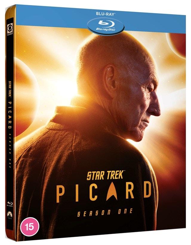 Star Trek: Picard - Season One Limited Edition Steelbook - 2