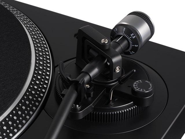 Audio Technica AT-LP120XBT Black Bluetooth Turntable - 5