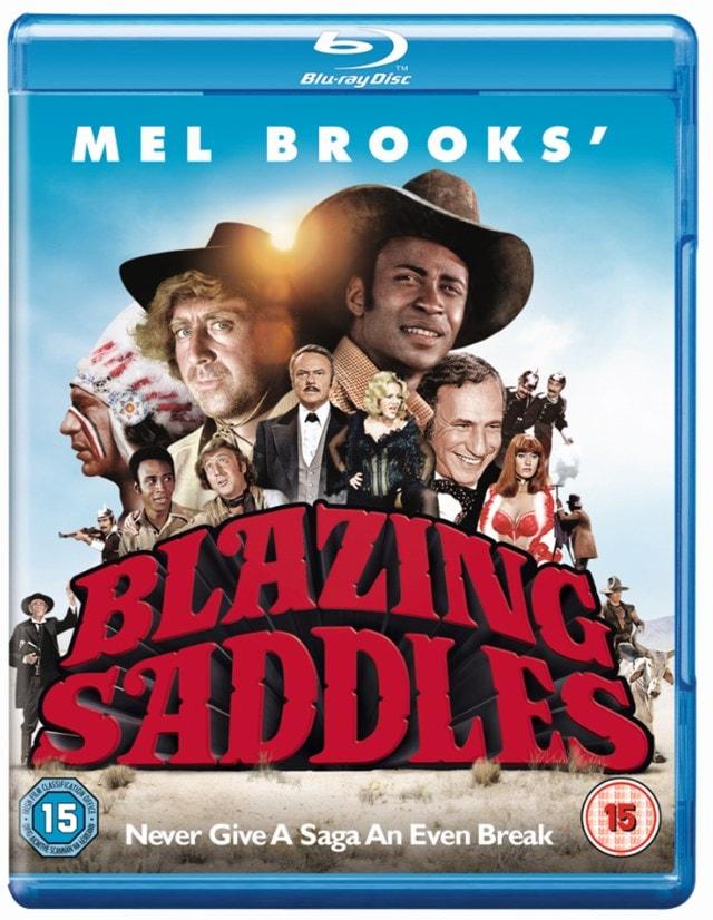 Blazing Saddles - 1