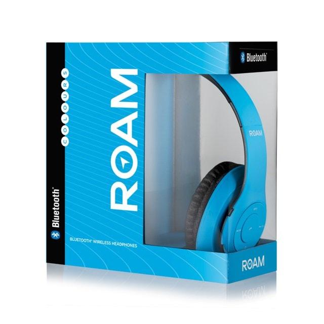 Roam Colours Blue Bluetooth Headphones (hmv Exclusive) - 3