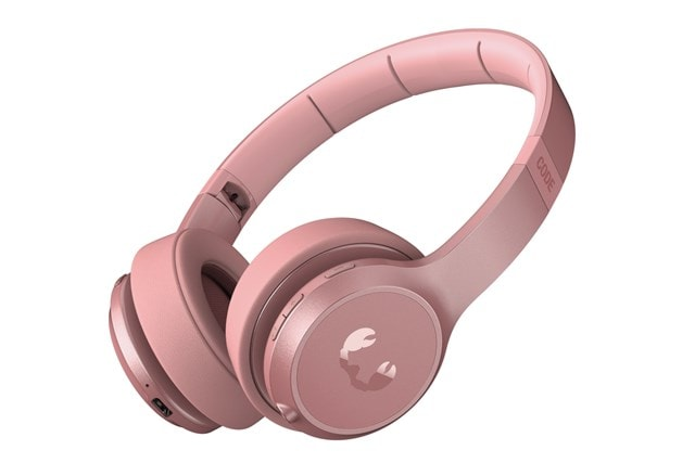 Fresh N Rebel Code ANC Dusty Pink Active Noise Cancelling Bluetooth Headphones - 1