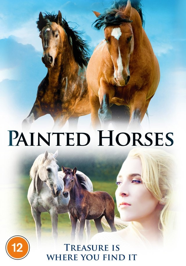 Painted Horses - 1