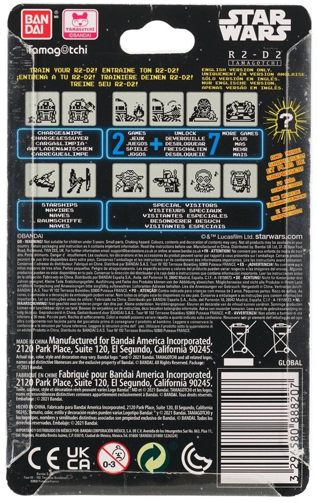 Star Wars: R2-D2: Blue Tamagotchi - 10