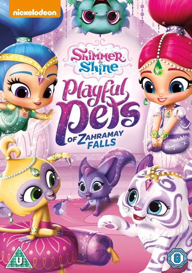 Shimmer and Shine: Playful Pets of Zahramay Falls - 1