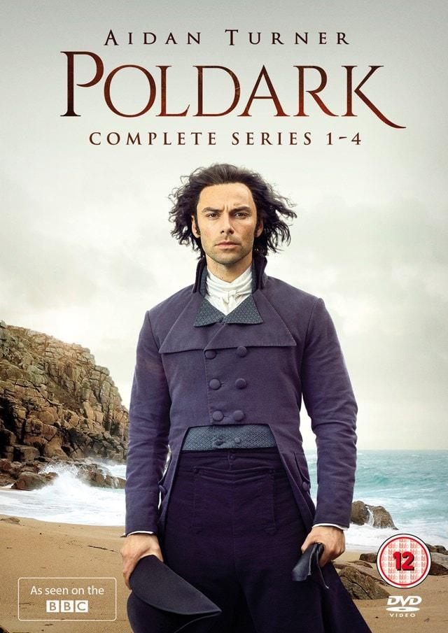 Poldark: Complete Series 1-4 - 1