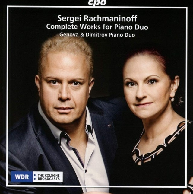 Sergei Rachmaninoff: Complete Works for Piano Duo - 1