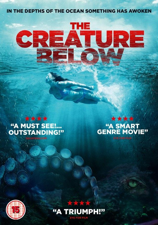 The Creature Below - 1