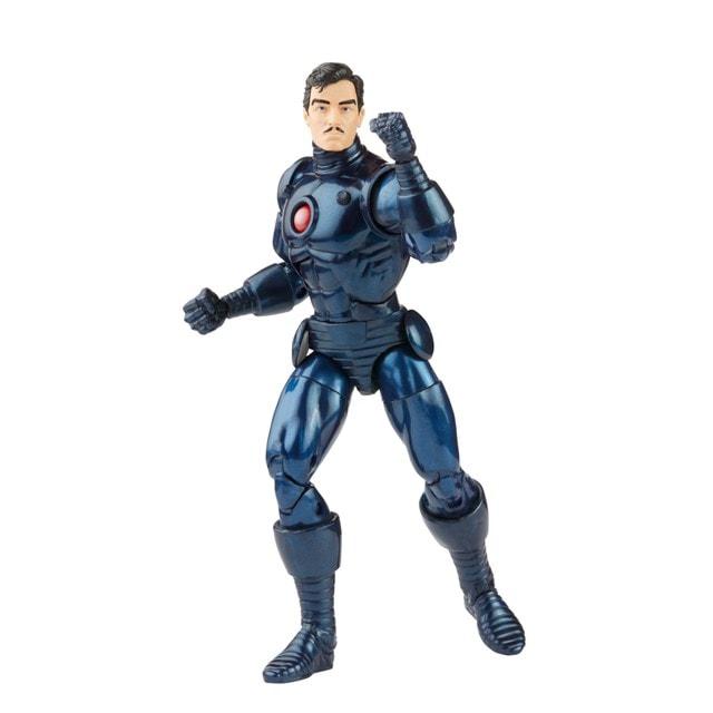 Hasbro Marvel Legends Series Stealth Iron Man Action Figure - 7