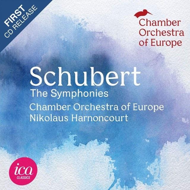 Schubert: The Symphonies - 1