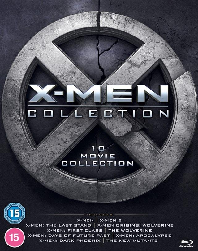 X-Men: 10-movie Collection - 1