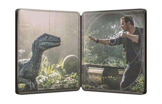 Jurassic World - Fallen Kingdom (hmv Exclusive) 4K Ultra HD Steelbook - 4