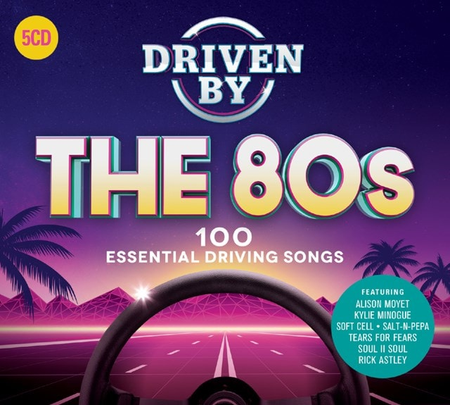 Driven By the 80s - 1