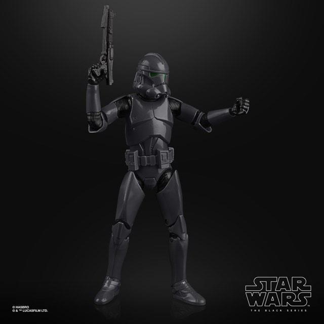 Elite Squad Trooper: Bad Batch Black Series Star Wars Action Figure - 2