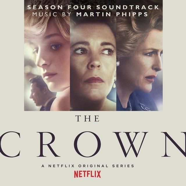 The Crown: Season Four Soundtrack - 1