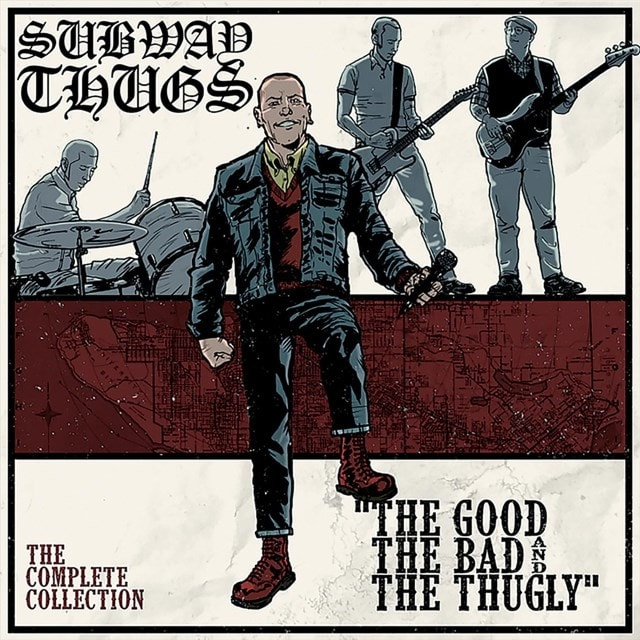The Good, the Bad and the Thugly: The Complete Collection - 1