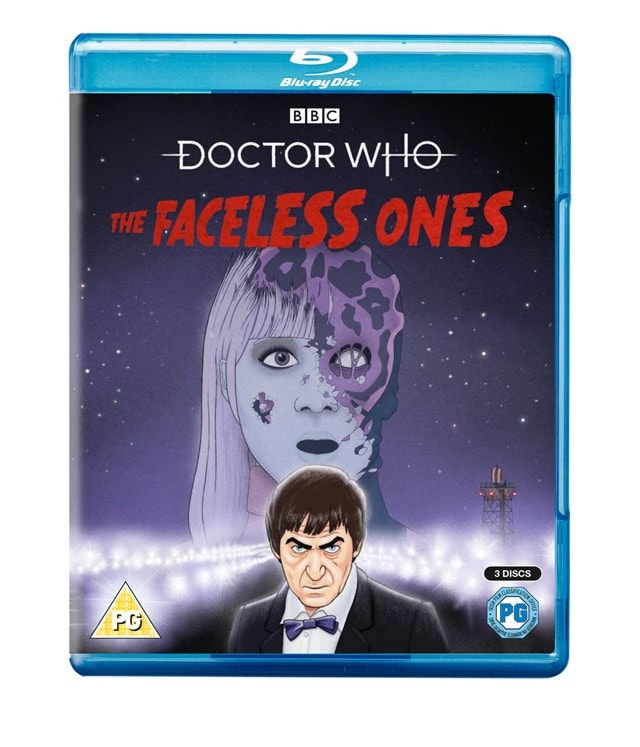 Doctor Who: The Faceless Ones - 1