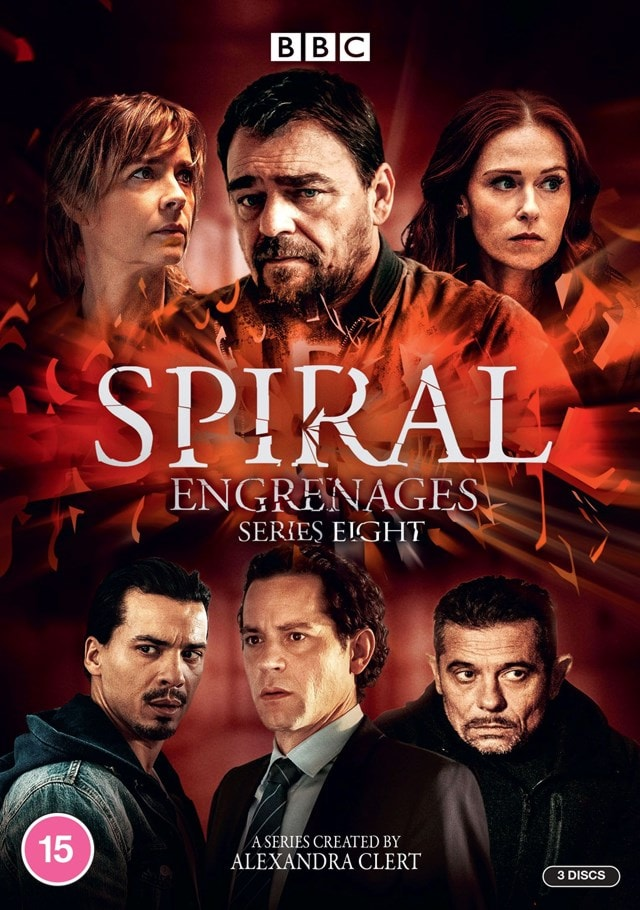 Spiral: Series Eight - 1