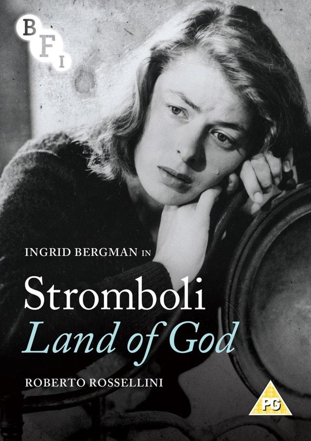 Stromboli, Land of God - 1