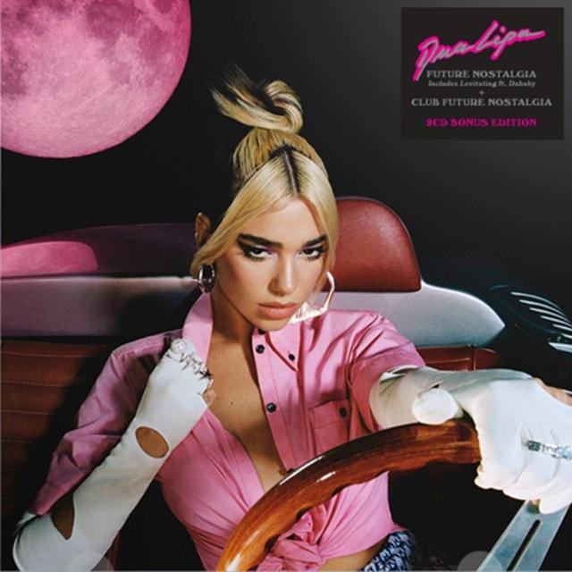 Future Nostalgia - 2CD Bonus Edition - 1
