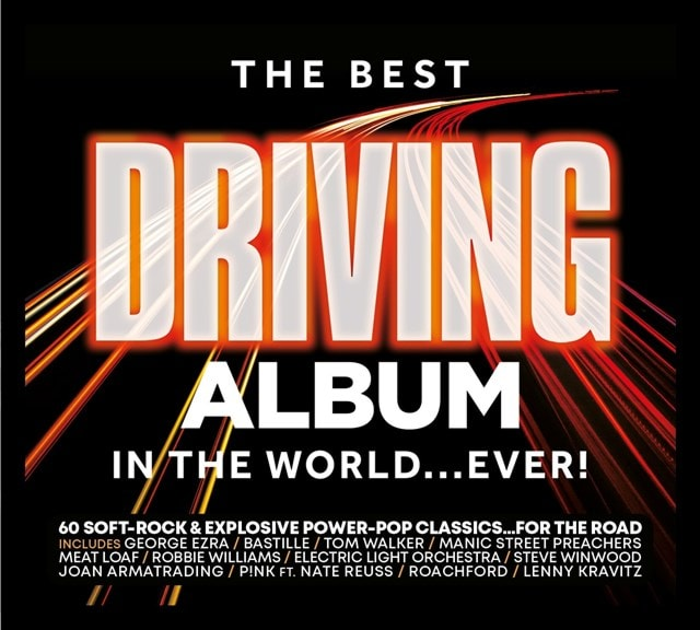 The Best Driving Album in the World...ever! - 1