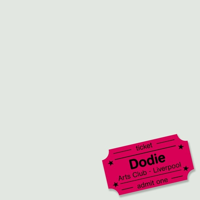 Dodie - Build A Problem - Arts Club, Liverpool e-Ticket - 1