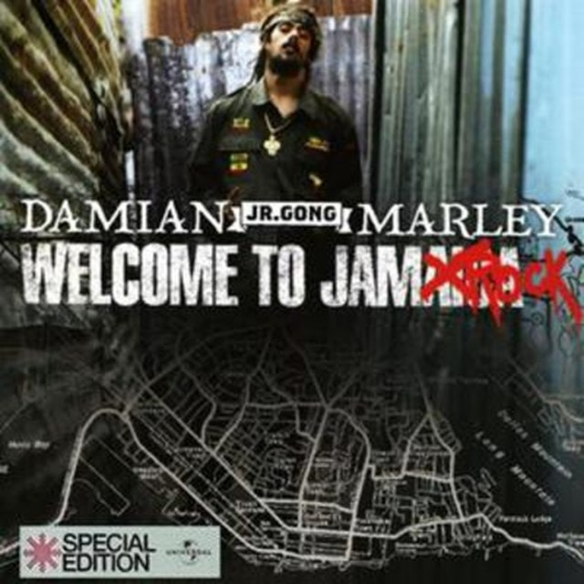 Welcome to Jamrock - 1