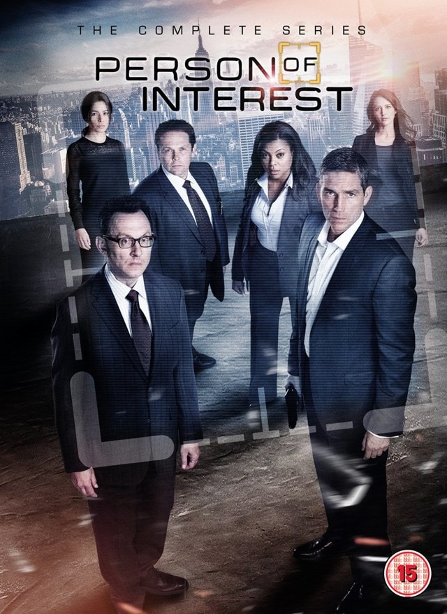 Person of Interest: The Complete Series - 1