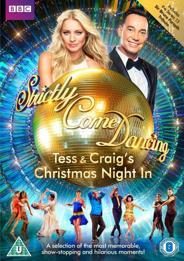 Strictly Come Dancing: Tess and Craig's Christmas Night In - 1