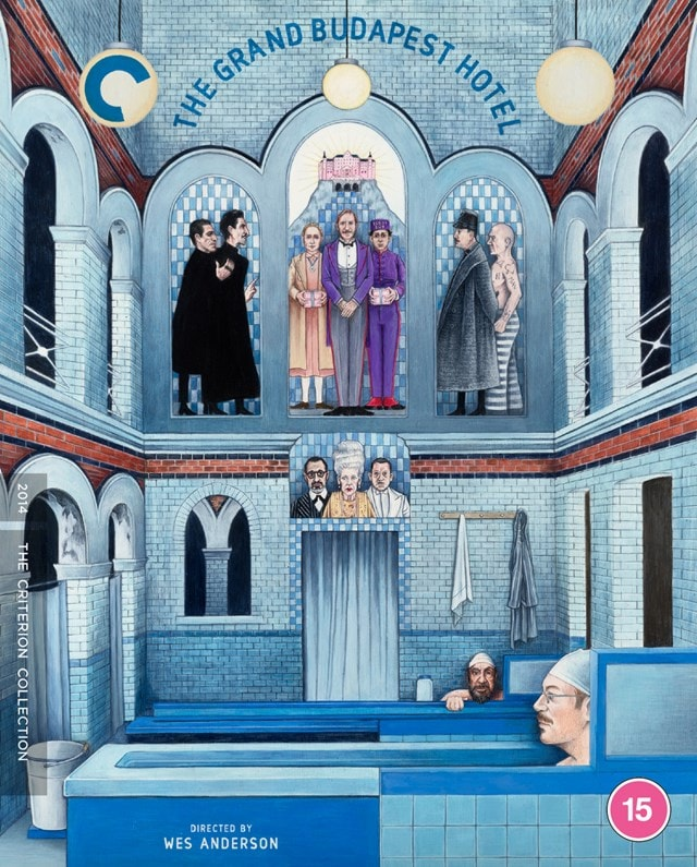 The Grand Budapest Hotel - The Criterion Collection - 3