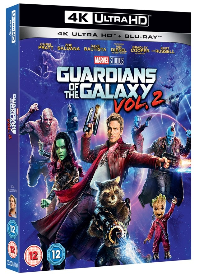 Guardians of the Galaxy: Vol. 2 - 2