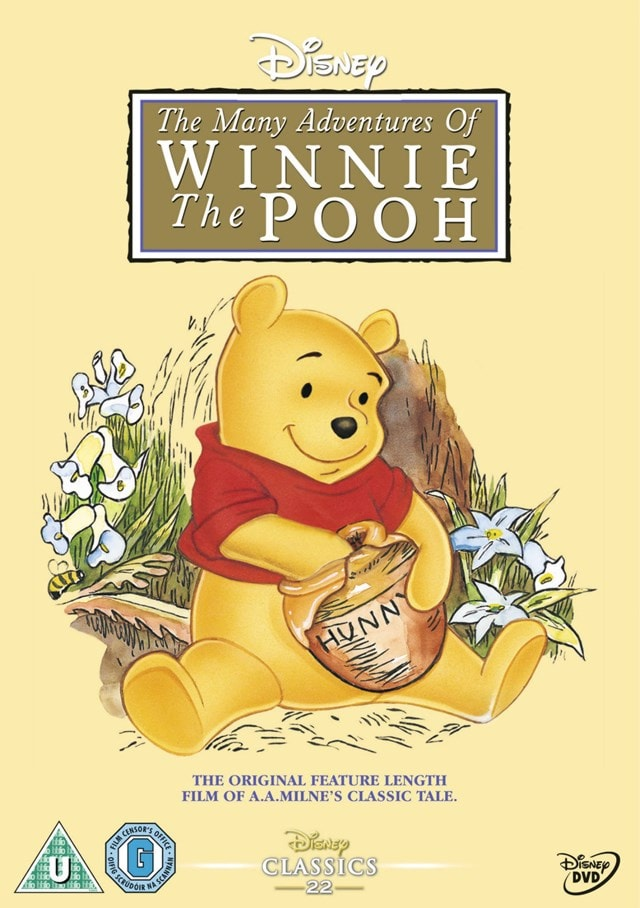 Winnie the Pooh: The Many Adventures of Winnie the Pooh - 3