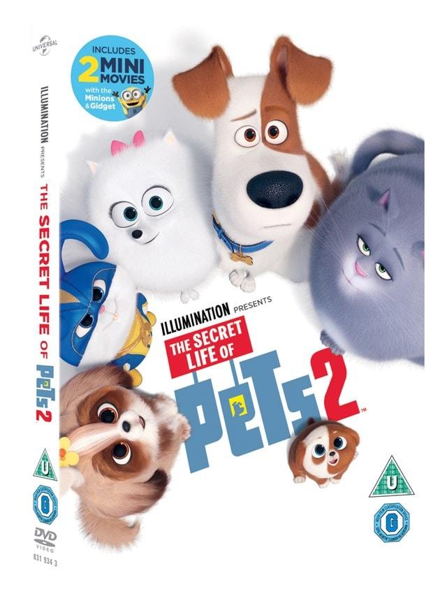 The Secret Life of Pets 2 - 2