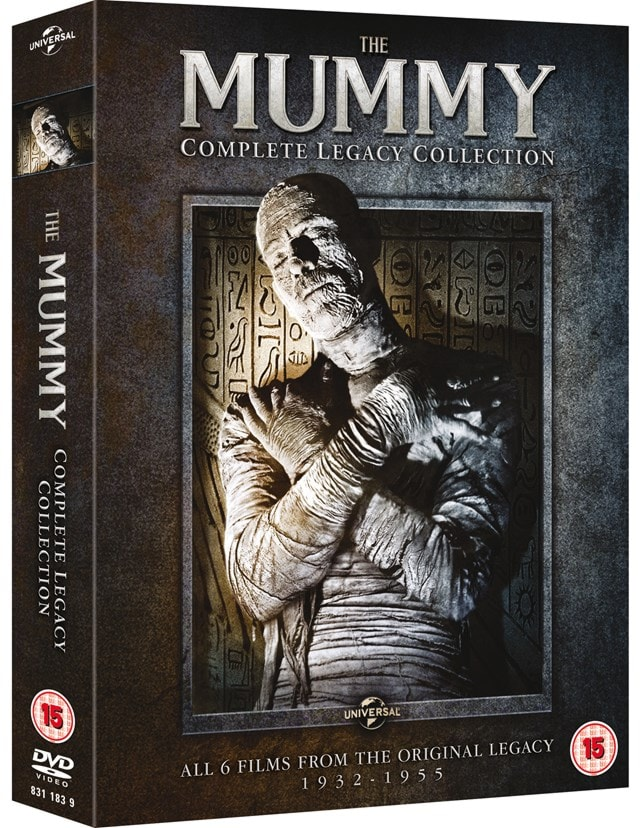 The Mummy: Complete Legacy Collection - 2