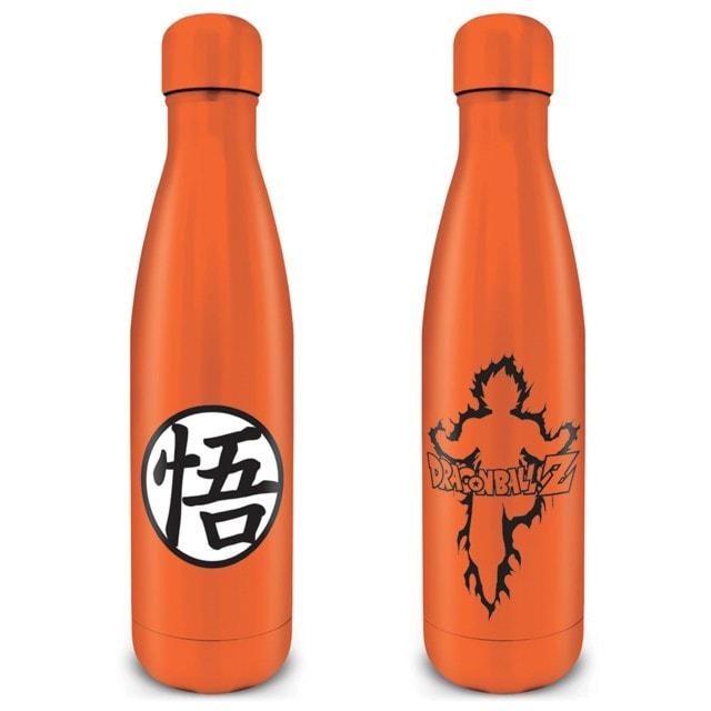 Dragon Ball Z: Goku Kanji Metal Drink Bottle - 1