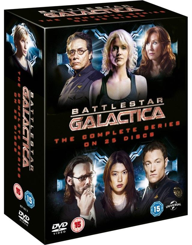 Battlestar Galactica: The Complete Series - 2