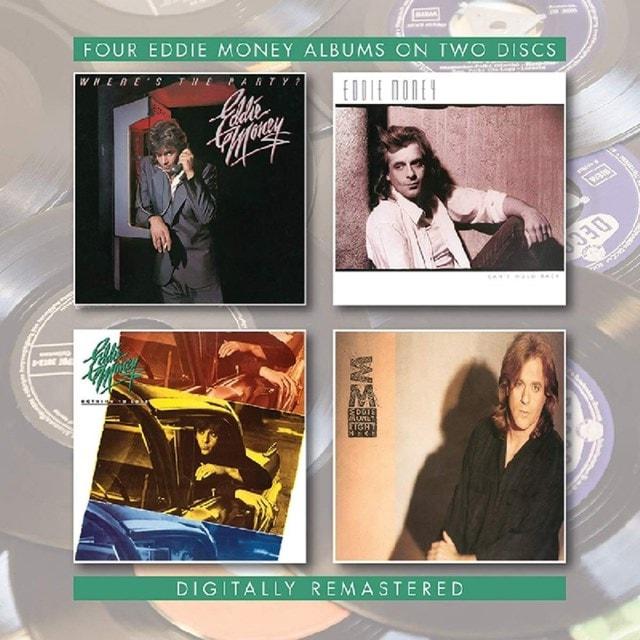 Four Eddie Money Albums On Two Discs - 1