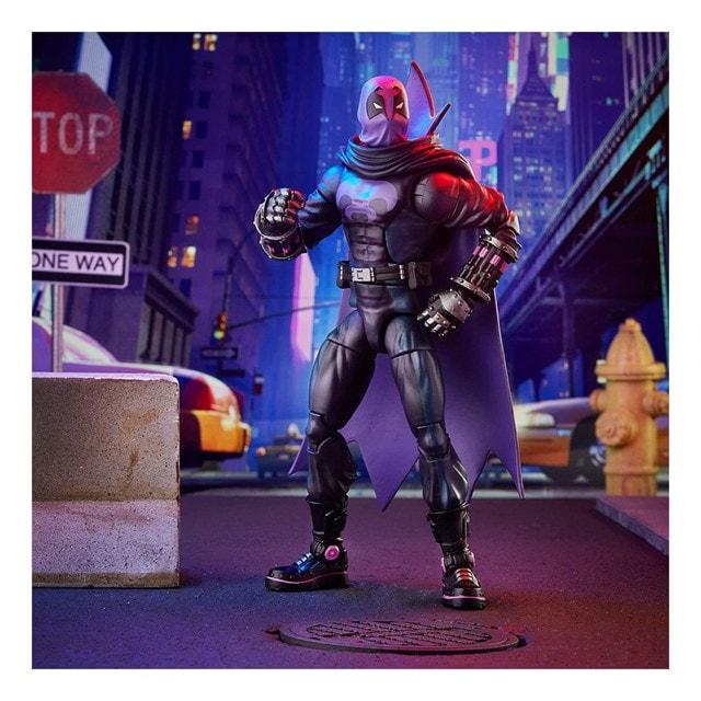 Prowler: Spider-Man: Into The Spider-Verse Marvel Legends Action Figure - 1