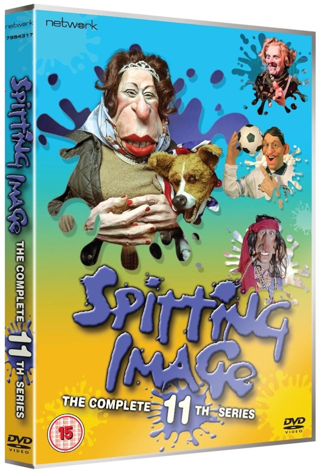 Spitting Image: The Complete Eleventh Series - 2